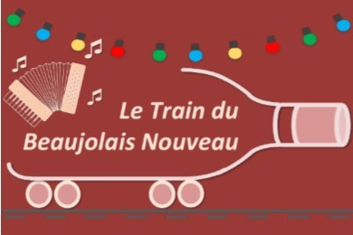 Le train du Beaujolais